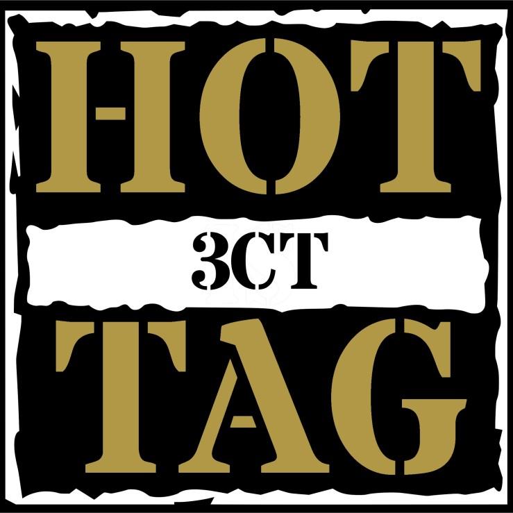 3CT HOT TAG GOLD